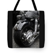 Rolling Thunder Tote Bag