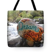 Rolling Water Dreams Tote Bag