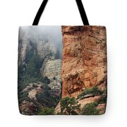 Rollings Mists Tote Bag