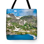 Rollins Pass Study 5 Tote Bag