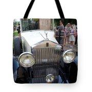 Rolls Royce Ice Cream Car  Tote Bag