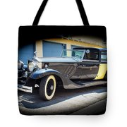 Rolls-royce Phantom II 1929 Tote Bag