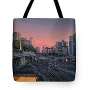 Roma Station Tote Bag