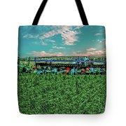 Romaine Lettuce Harvest Tote Bag