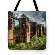 Roman Aqueduct II Tote Bag
