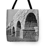 Roman Aqueduct Tote Bag