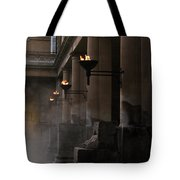 Roman Baths Tote Bag