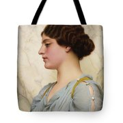 Roman Beauty Tote Bag