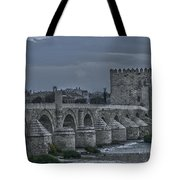 Roman Bridge In Cordoba II Tote Bag