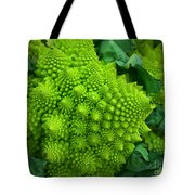 Roman Cauliflower Tote Bag