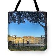Roman Drama Tote Bag