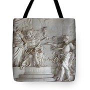 Roman Frieze Tote Bag