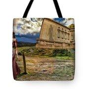 Roman Goddess Tote Bag