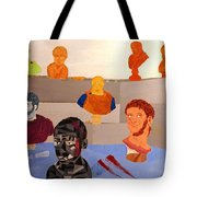 Roman Heritage Tote Bag