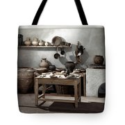 Roman Kitchen, 100 A.d Tote Bag