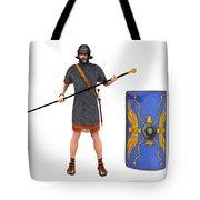 Roman Marine Optio 1st Cen Ad Tote Bag