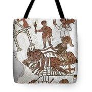 Roman Mosaic: 5th Century Tote Bag