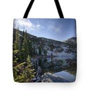 Roman Nose Lake Tote Bag