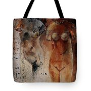 Roman Nudes 45 Tote Bag