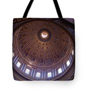 Roman Skylight Tote Bag