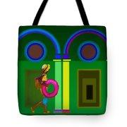 Roman Spring Tote Bag