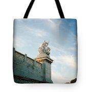 Roman Statue Tote Bag