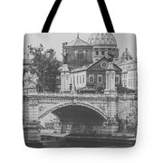 Roman Vintage Views Tote Bag
