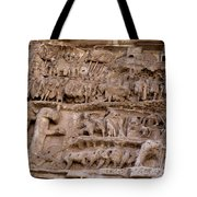 Roman Wall Tote Bag