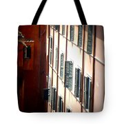 Roman Windows Tote Bag