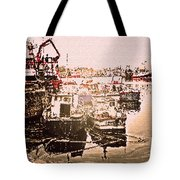 Romance In Howth Tote Bag