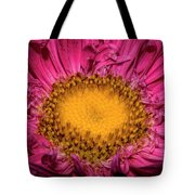 Romance Of Yellow And Shocking Pink Tote Bag
