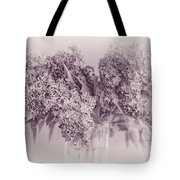Romancing The Lilac Tote Bag