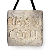 Romanee Conti Tote Bag