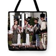 Romanian Beauty Tote Bag