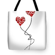 Romantic Art - You Are The One - Sharon Cummings Tote Bag