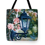 Romantic Fragrance Tote Bag