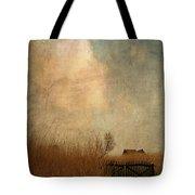 Romantic House Tote Bag