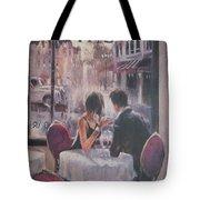 Romantic Meeting 2 Tote Bag