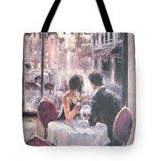 Romantic Meeting 3 Tote Bag