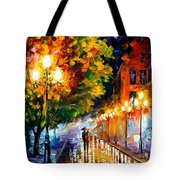 Romantic Night Tote Bag