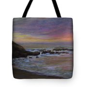 Romantic Shore Tote Bag