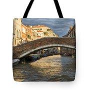 Romantic Venice Tote Bag