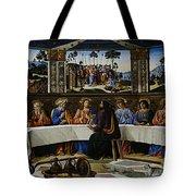 Rome 18 Tote Bag