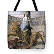 Rome: Christian Martyrs Tote Bag