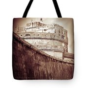 Rome Monument Architecture Tote Bag