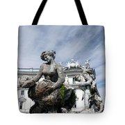 Rome Piazza Tote Bag