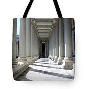 Rome Pillars Tote Bag
