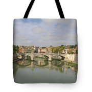 Rome Reflections Tote Bag