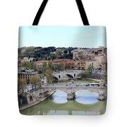 Rome River Tote Bag