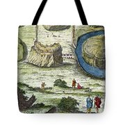 Rome: Seven Hills, 18th C Tote Bag